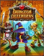 Jaquette Dungeon Defenders