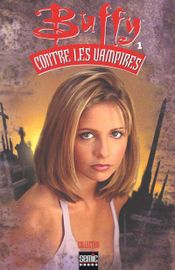 Couverture Buffy contre les vampires