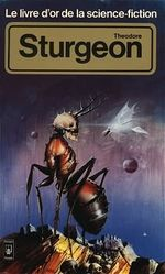 Couverture Le Livre d'Or de la science-fiction : Theodore Sturgeon