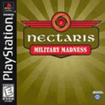 Jaquette Nectaris : Military Madness