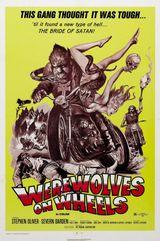 Affiche Werewolves on Wheels