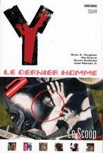 Couverture Le Scoop - Y : Le Dernier Homme, tome 7