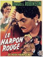 Affiche Le Harpon rouge