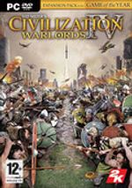 Jaquette Civilization IV : Warlords