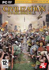Jaquette Civilization IV : Warlords