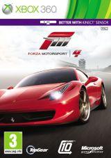 Jaquette Forza Motorsport 4
