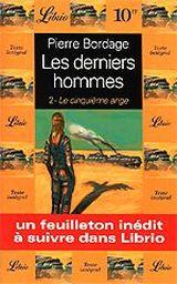 Couverture Le Cinquième Ange - Les Derniers Hommes, tome 2