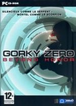 Jaquette Gorky Zero : Beyond Honor