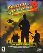 Jaquette Jagged Alliance 2: Unfinished Business