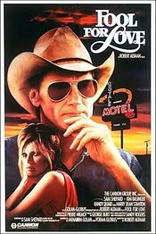Affiche Fool for Love