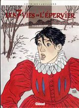 Couverture La Blanche Morte - Les 7 Vies de l'Épervier, tome 1