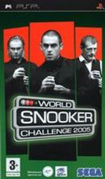 Jaquette World Snooker Challenge 2005