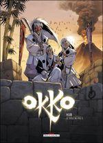 Couverture Le Cycle du feu : Première Partie - Okko, tome 7