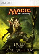 Jaquette Magic: The Gathering - Duels of the Planeswalkers