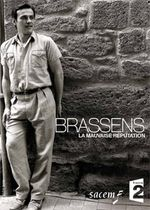 Affiche Brassens, la mauvaise réputation