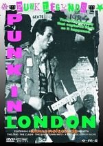 Affiche Punk in London