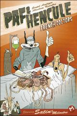 Couverture French Doctors - Paf & Hencule, tome 1