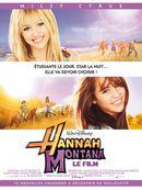 Affiche Hannah Montana : Le Film