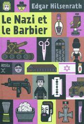 Couverture Le Nazi et le Barbier