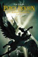 Couverture Le Dernier Olympien - Percy Jackson, tome 5