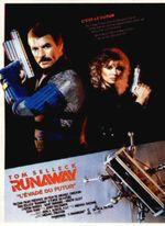 Affiche Runaway, l'évadé du futur