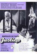 Affiche Justine ou les Infortunes de la vertu