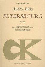 Couverture Petersbourg