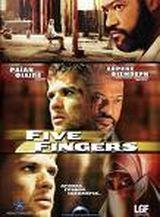 Affiche Five Fingers