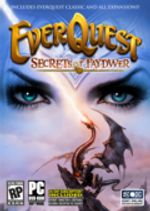 Jaquette EverQuest : Secrets of Faydwer