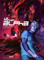 Couverture Initiation - Le Monde Alpha, tome 1