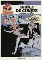 Couverture Drôle de cirque - Franka, tome 3