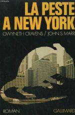 Couverture La peste à new york