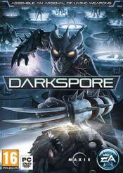 Jaquette Darkspore