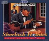 Jaquette Sherlock Holmes : Consulting Detective - Volume II
