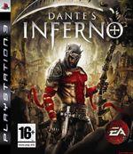 Jaquette Dante's Inferno