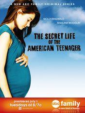 Affiche La Vie secrète d'une ado ordinaire