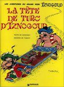 Couverture La Tête de turc d'Iznogoud - Iznogoud, tome 11