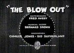 Affiche The Blow Out