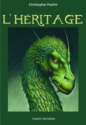 Couverture L'Héritage - Le Cycle de l'héritage, tome 4