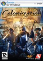 Jaquette Sid Meier's Civilization IV : Colonization