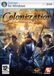 Jaquette Sid Meier's Civilization IV : Colonization