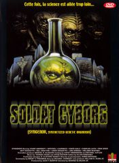 Affiche Soldat cyborg