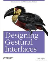 Couverture Designing Gestural Interfaces