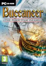 Jaquette Buccaneer : The Pursuit of Infamy