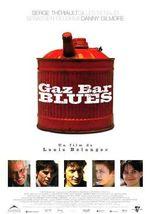 Affiche Gaz bar blues