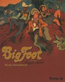 Couverture Magic Child - Big Foot, tome 1