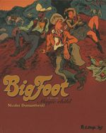 Couverture Magic child - Big Foot, tome 1