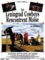 Affiche Les Leningrad Cowboys rencontrent Moïse