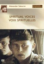 Affiche Voix spirituelles
