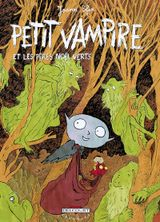 Couverture Petit Vampire